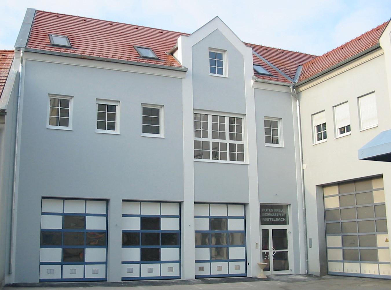 Rotes Kreuz Mistelbach Zubau