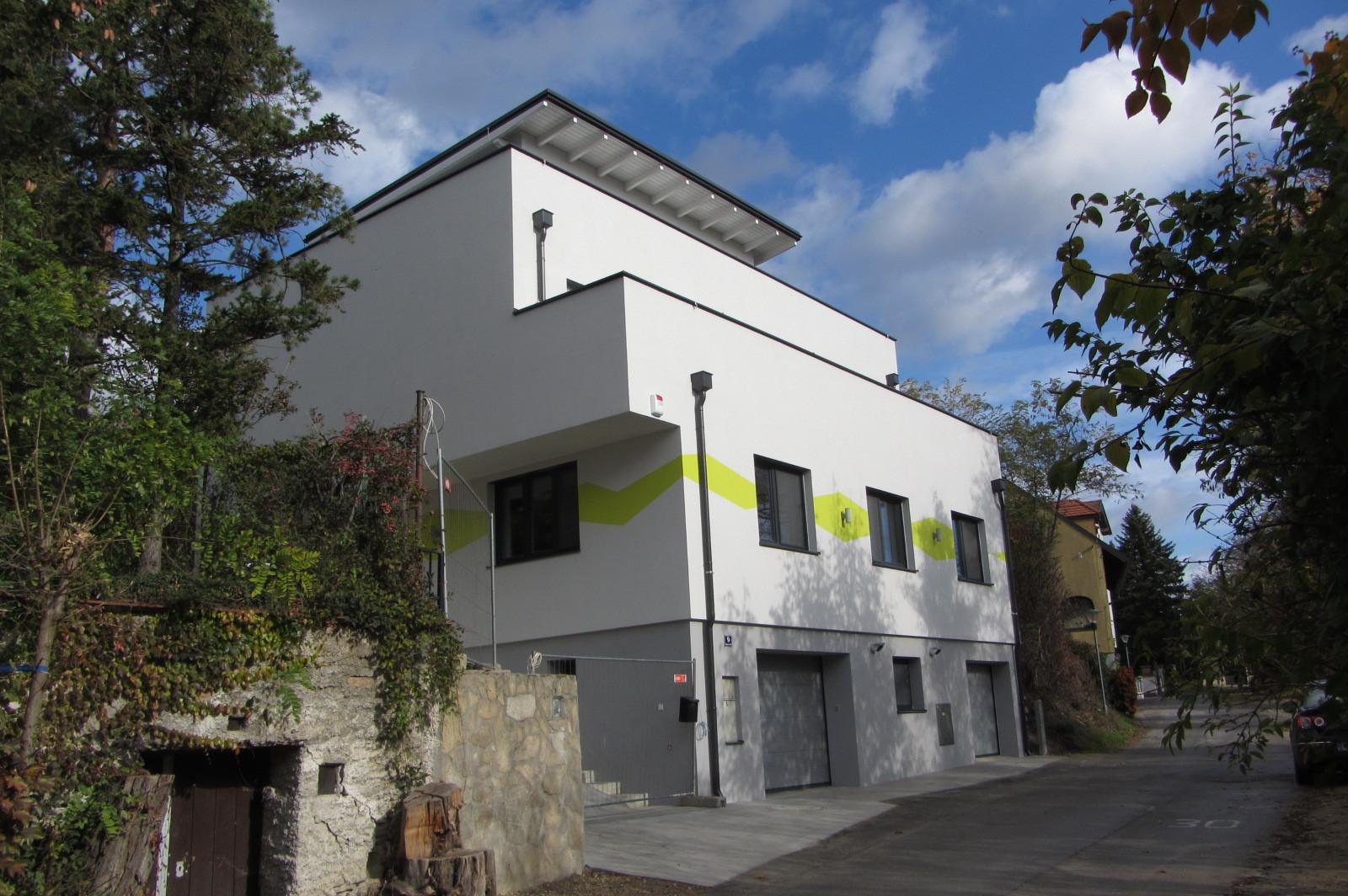 Niedrigenergiehaus Hagenbrunn