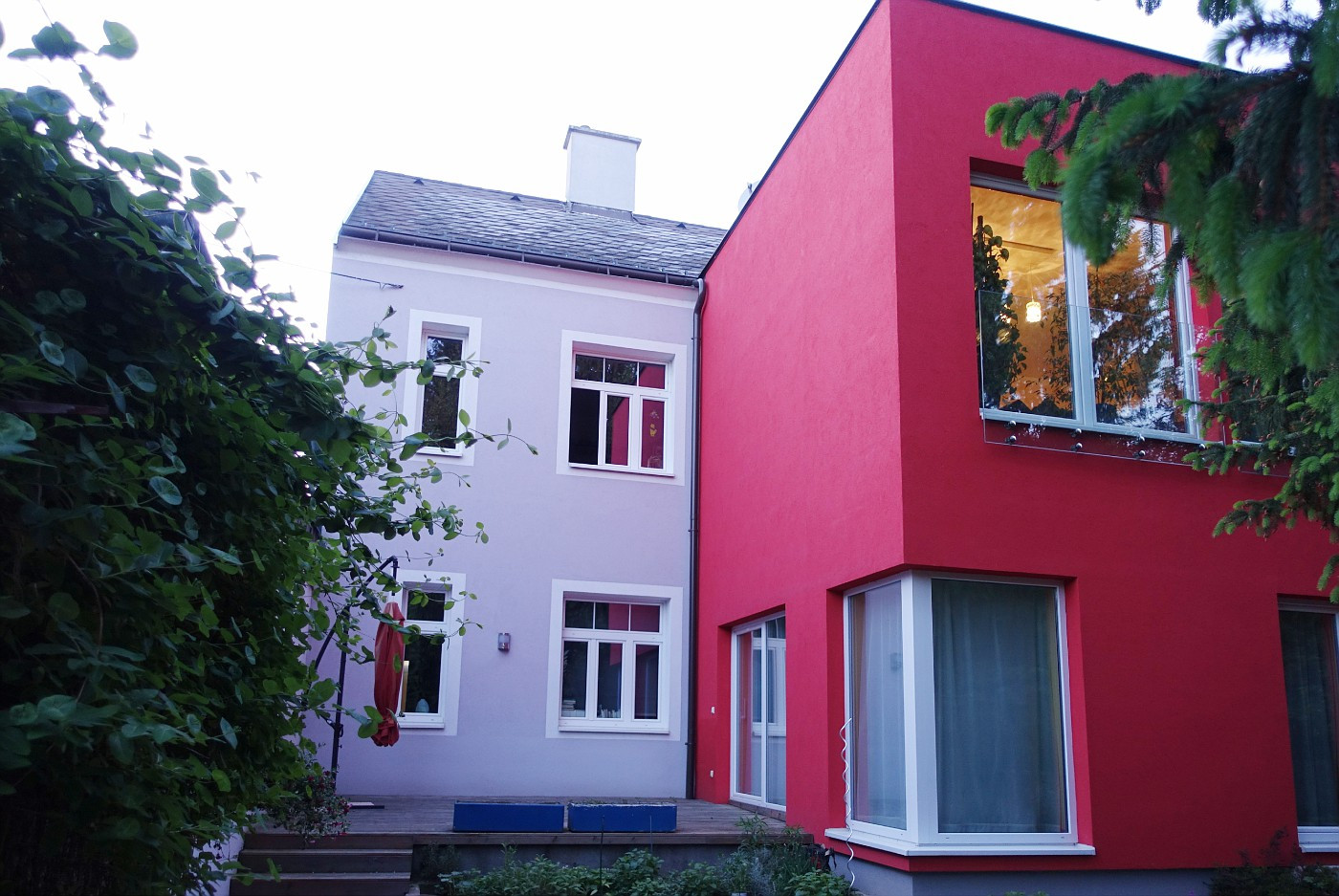 Wohnhaus Wolkersdorf - Zubau