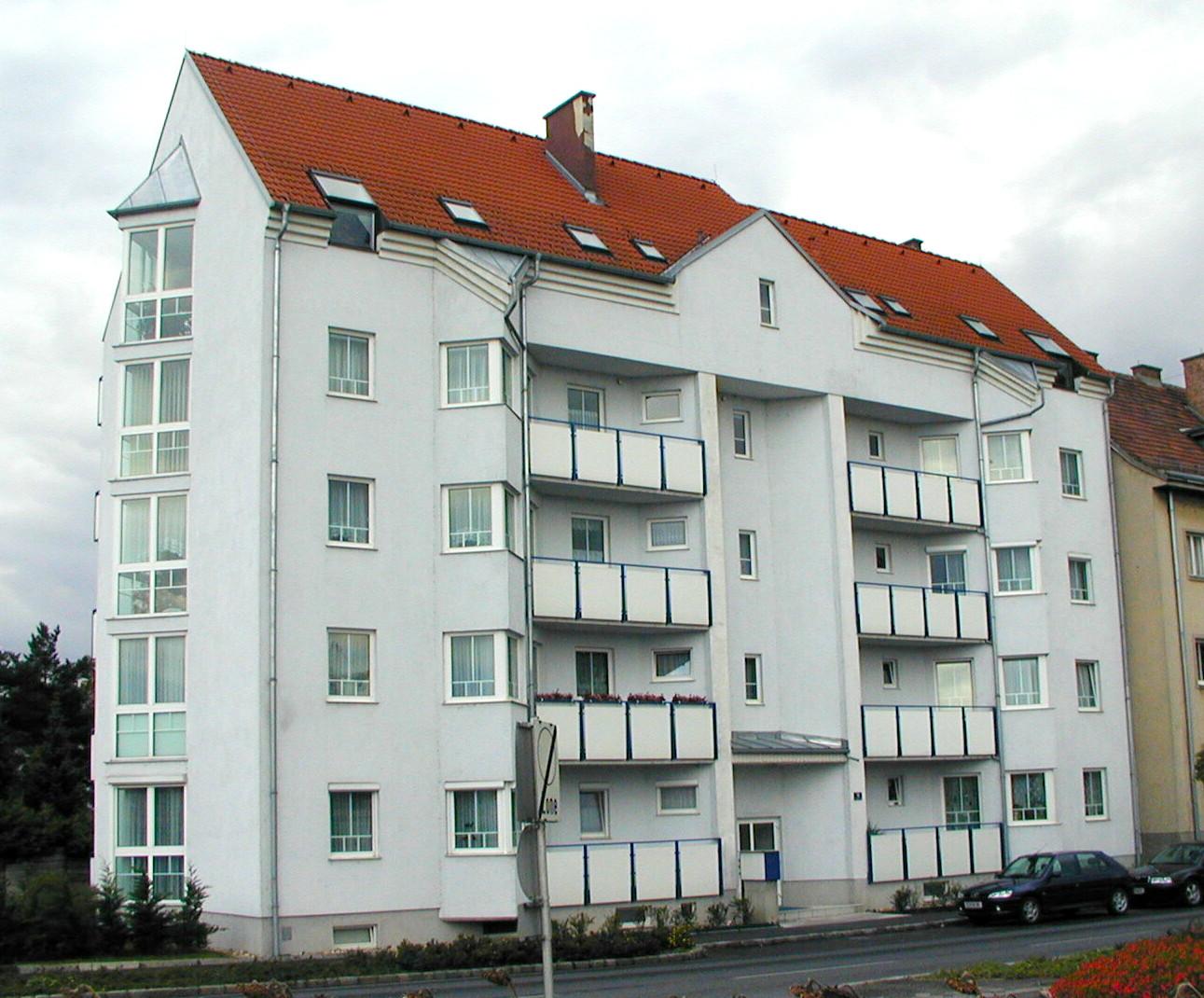 Wohnhausanlage Korneuburg