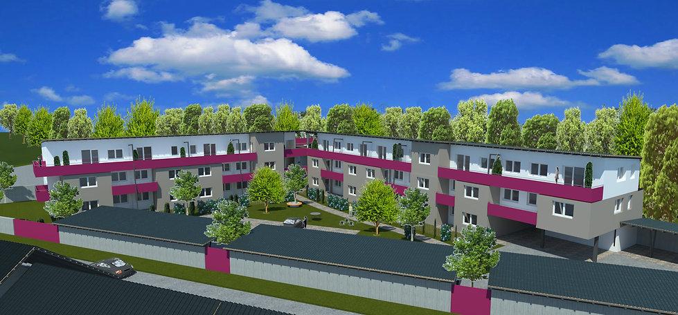 Mistelpromenade - Eigentumswohnungen in Mistelbach