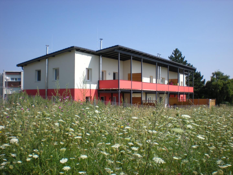 Wohnhausanlage Mistelbach Pulverturm - P