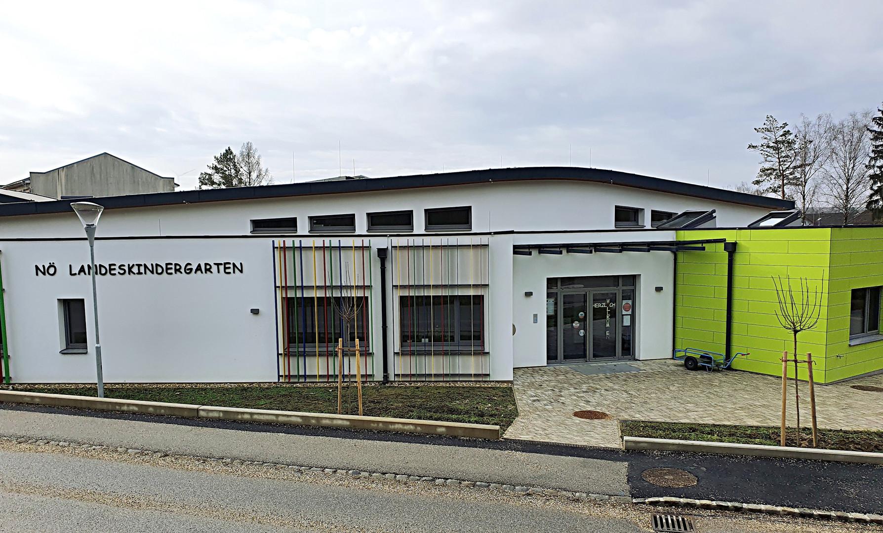 Kindergarten Ladendorf