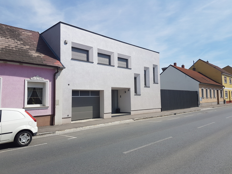 Niedrigenergiehaus Mistelbach