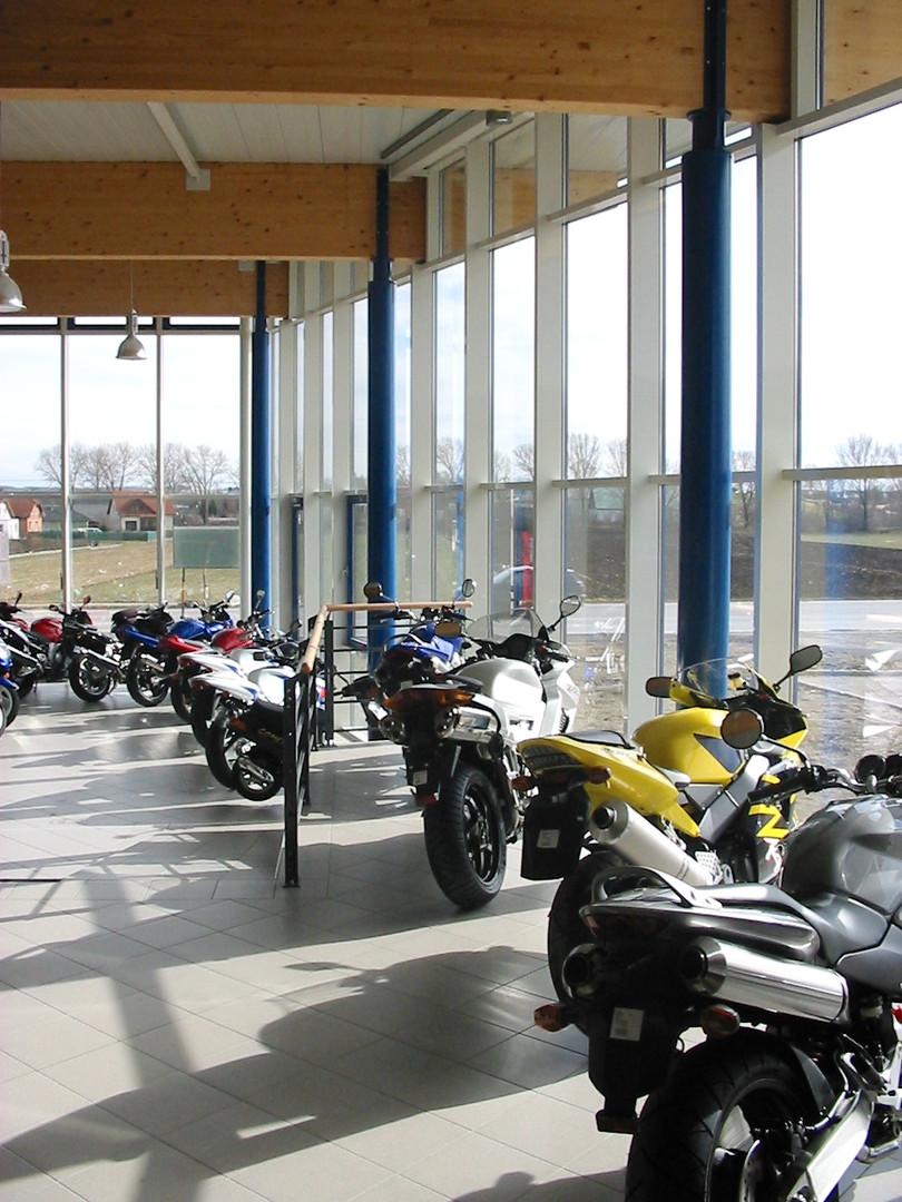 Motorradwerkstatt und Handel Hubeny Wilfersdorf