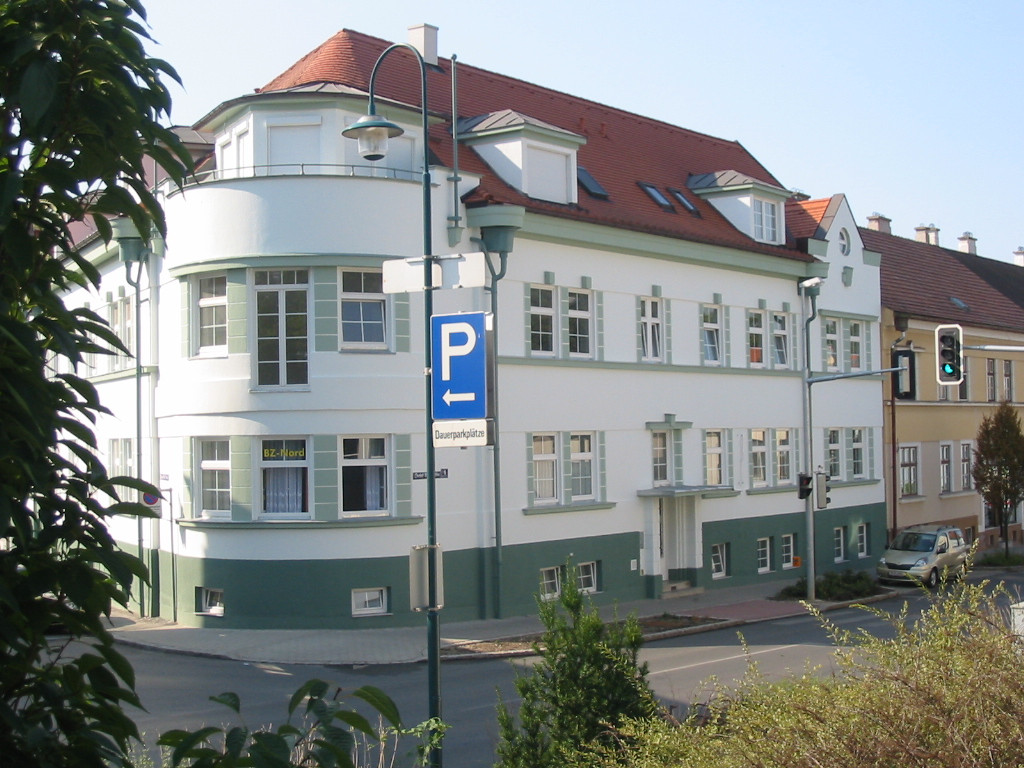 Wohnhausanlage Mistelbach Josef-Dunkl-Straße