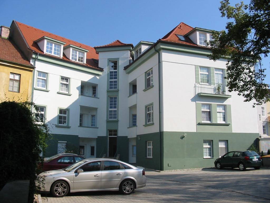 Wohnhausanlage Mistelbach