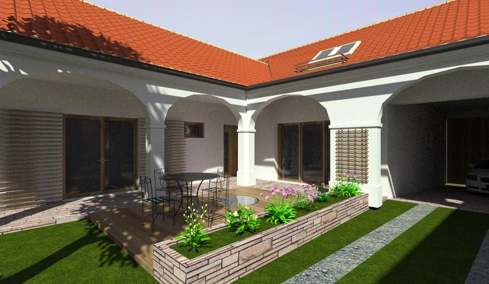 Wohnhaus Schrieb - Umbau