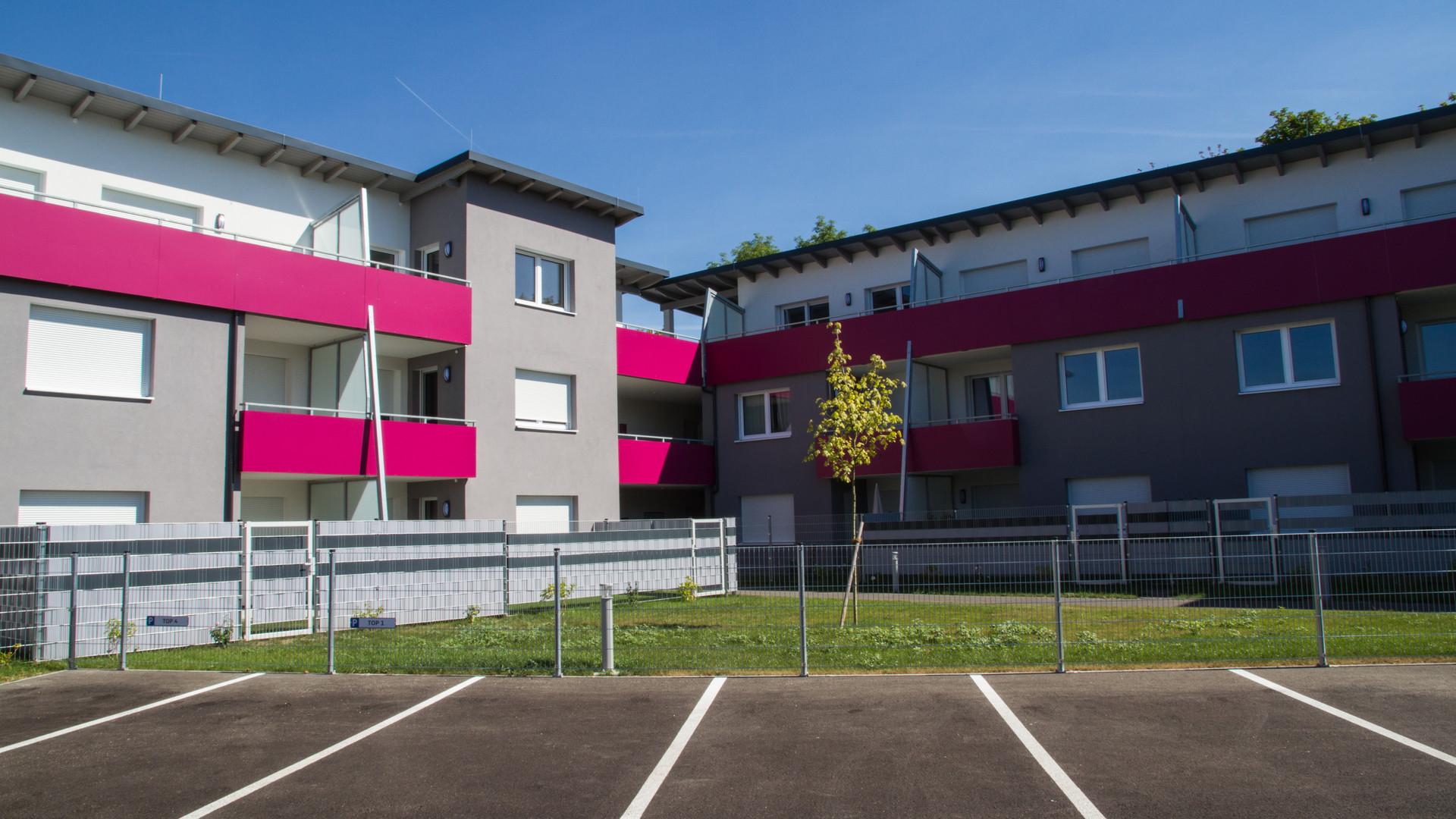 Wohnhausanlage Mistelpromenade