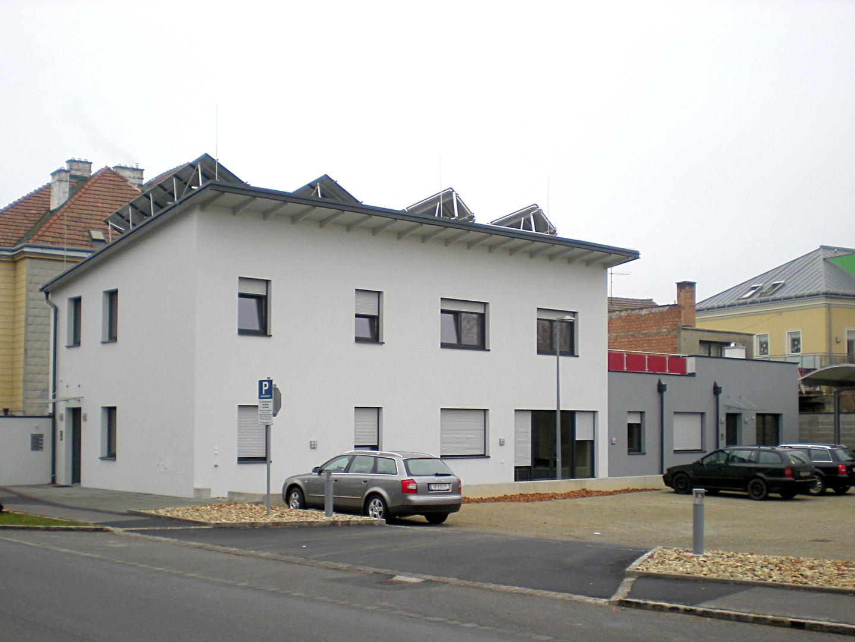 Wohnhausanlage Zistersdorf