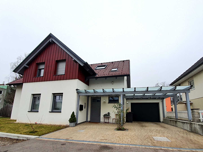 Niedrigenergiehaus Leobendorf