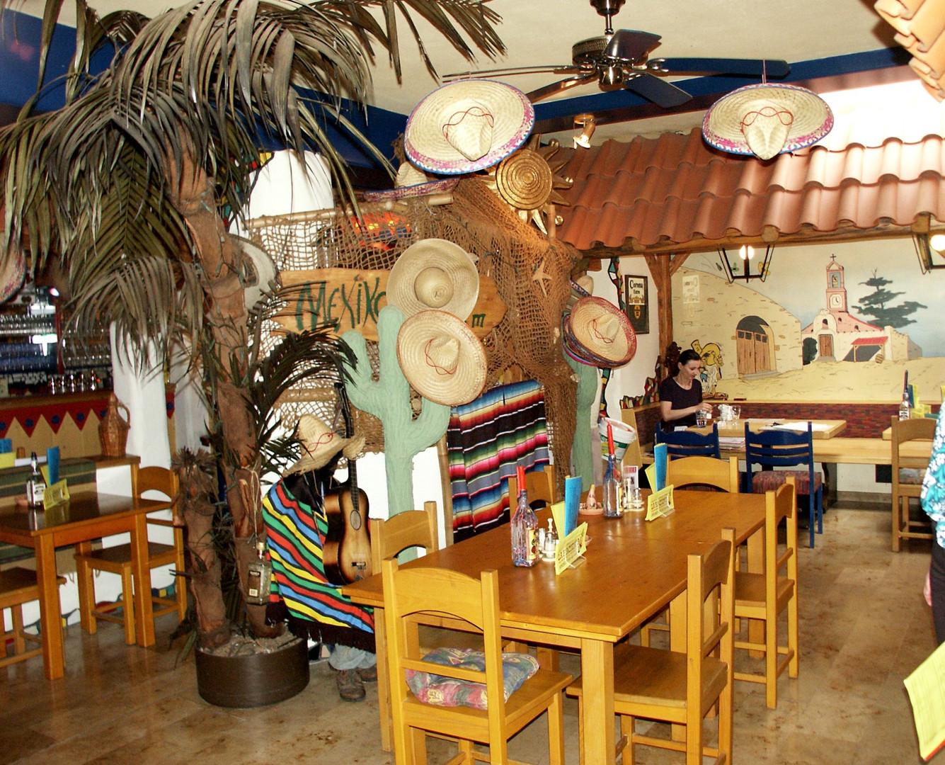 Restaurant La Hacienda Wilfersdorf