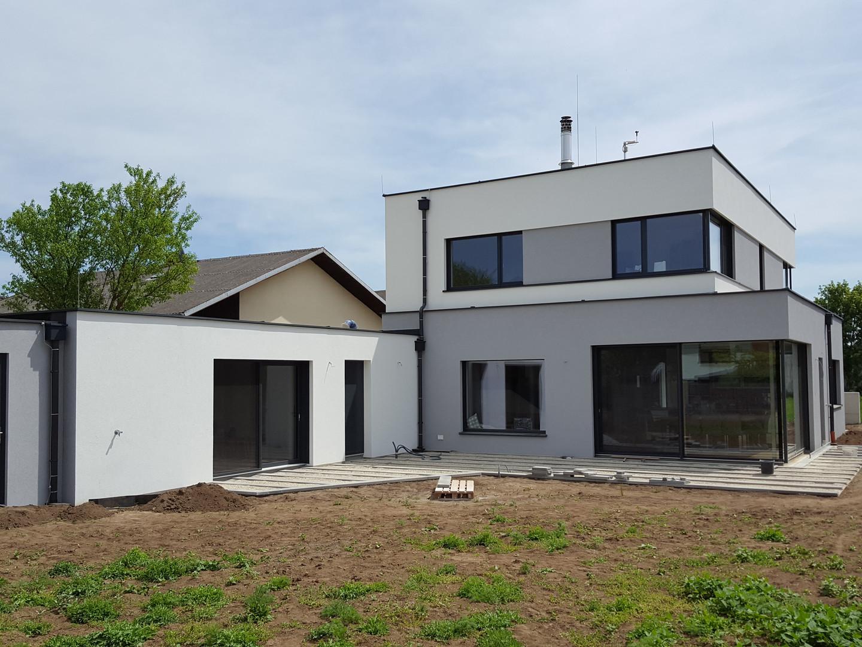 Niedrigenergiehaus Pillichsdorf