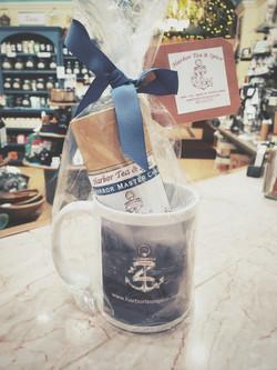 Harbor Tea & Spice Gift Basket 8