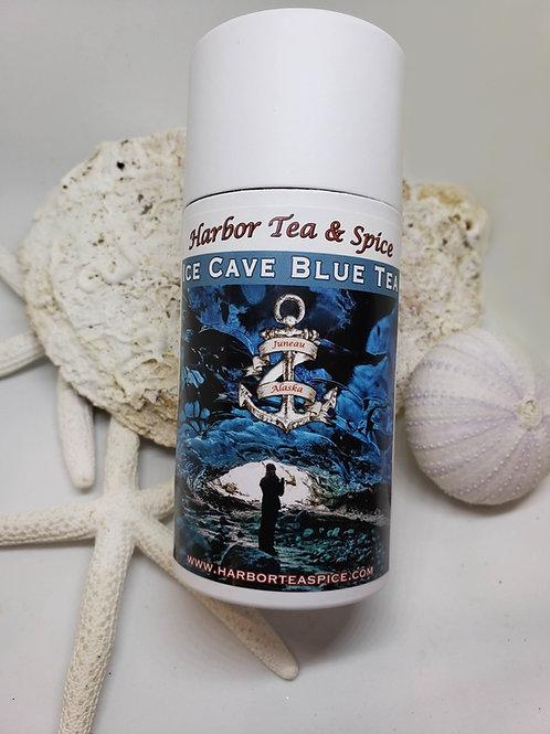 Ice Cave Blue Tea