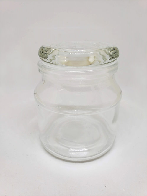 Spice Jar Apothecary with Round Lid