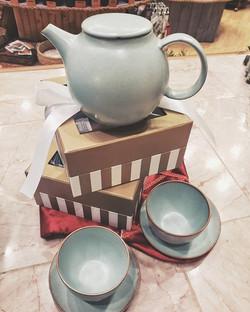 Harbor Tea & Spice Gift Basket 1