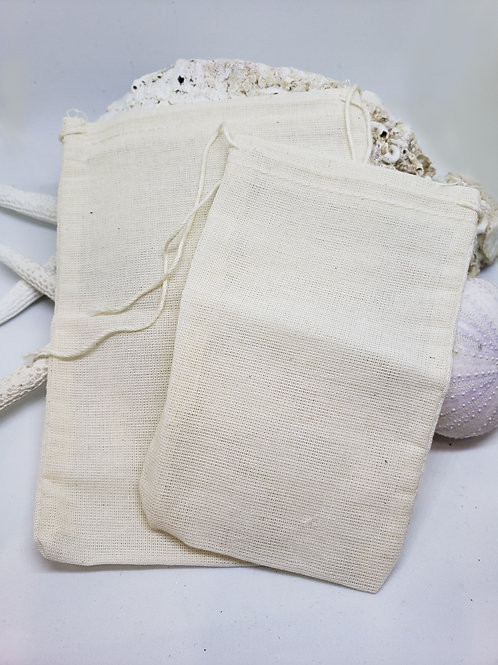 Tea & Spice Bags - Cotton