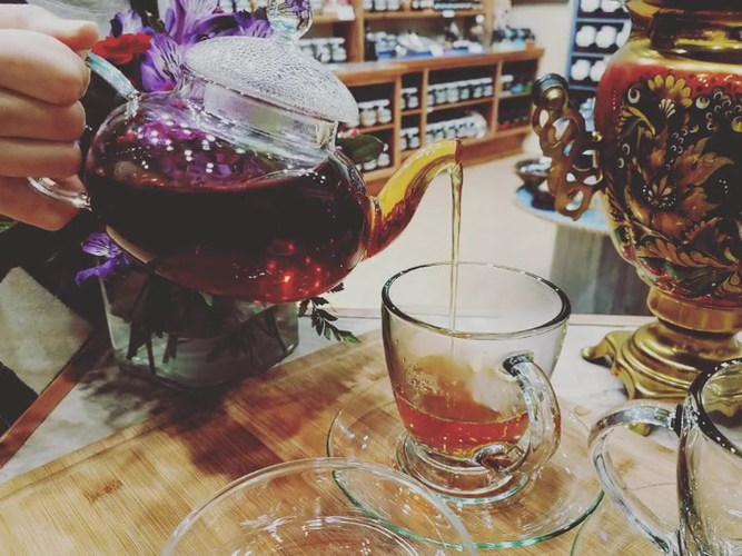 Harbor Tea & Spice, Juneau Alaska