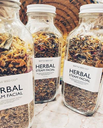 Harbor Tea & Spice Herbal Steam Facial