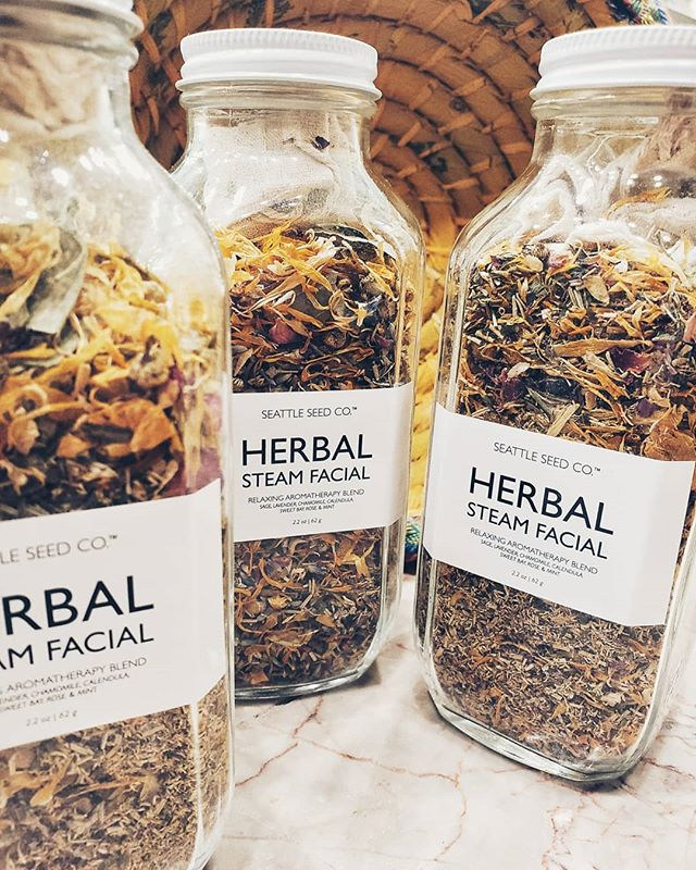 Harbor Tea & Spice Herbal Steam Facial