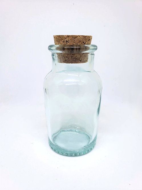 Spice Bottle with Cork Top