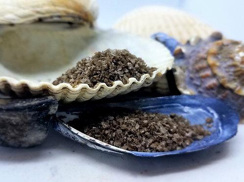Hickory Smoked Sea Salt, Flakes