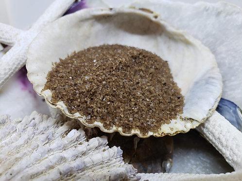 Cherrywood Smoked Sea Salt, Fine