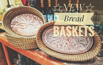 Warming Bread Baskets