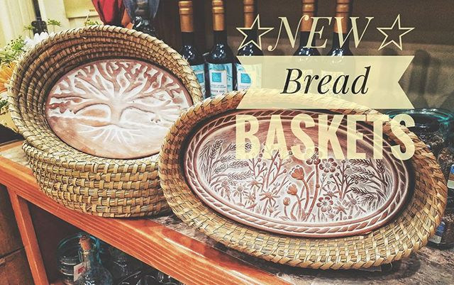 Warming Bread Baskets