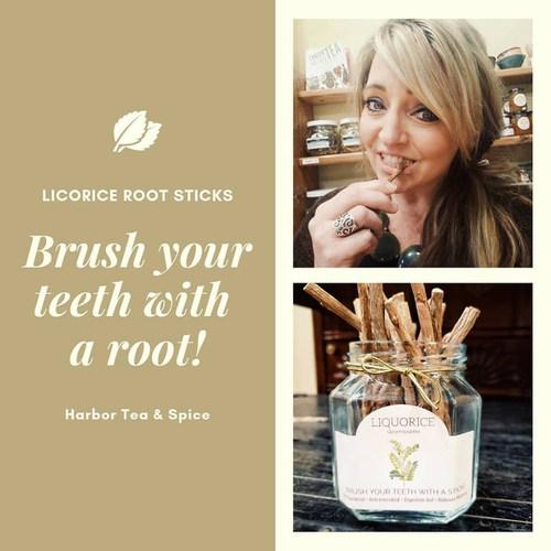 Harbor Tea & Spice Licorice Root Stick