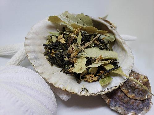 Linden Green Tea Blend