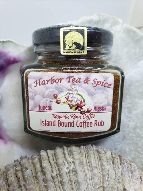 Island Bound Coffee Rub