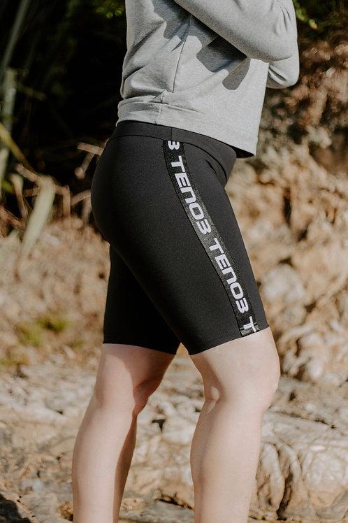 Weka Point Bike Shorts - Black