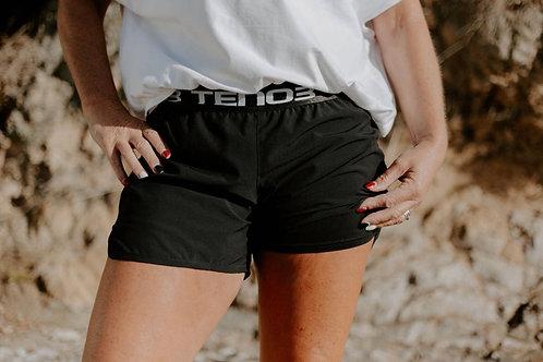Okiwi Shorts - Black