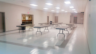 Banquet Room (facing south)