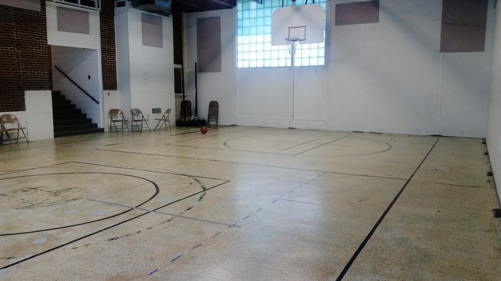Gym (East side)