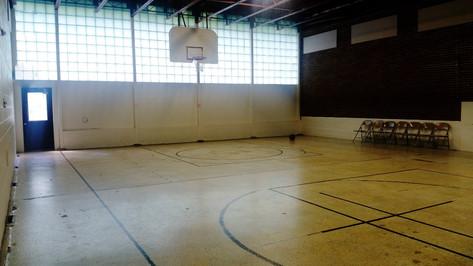 Gym (West side)