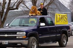 Lucan Lions