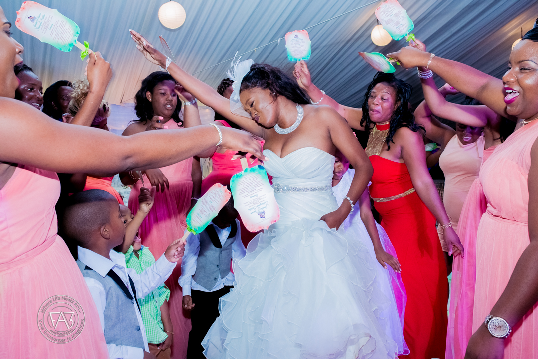Destination Wedding at Laughing Waters Ocho Rios Jamaica