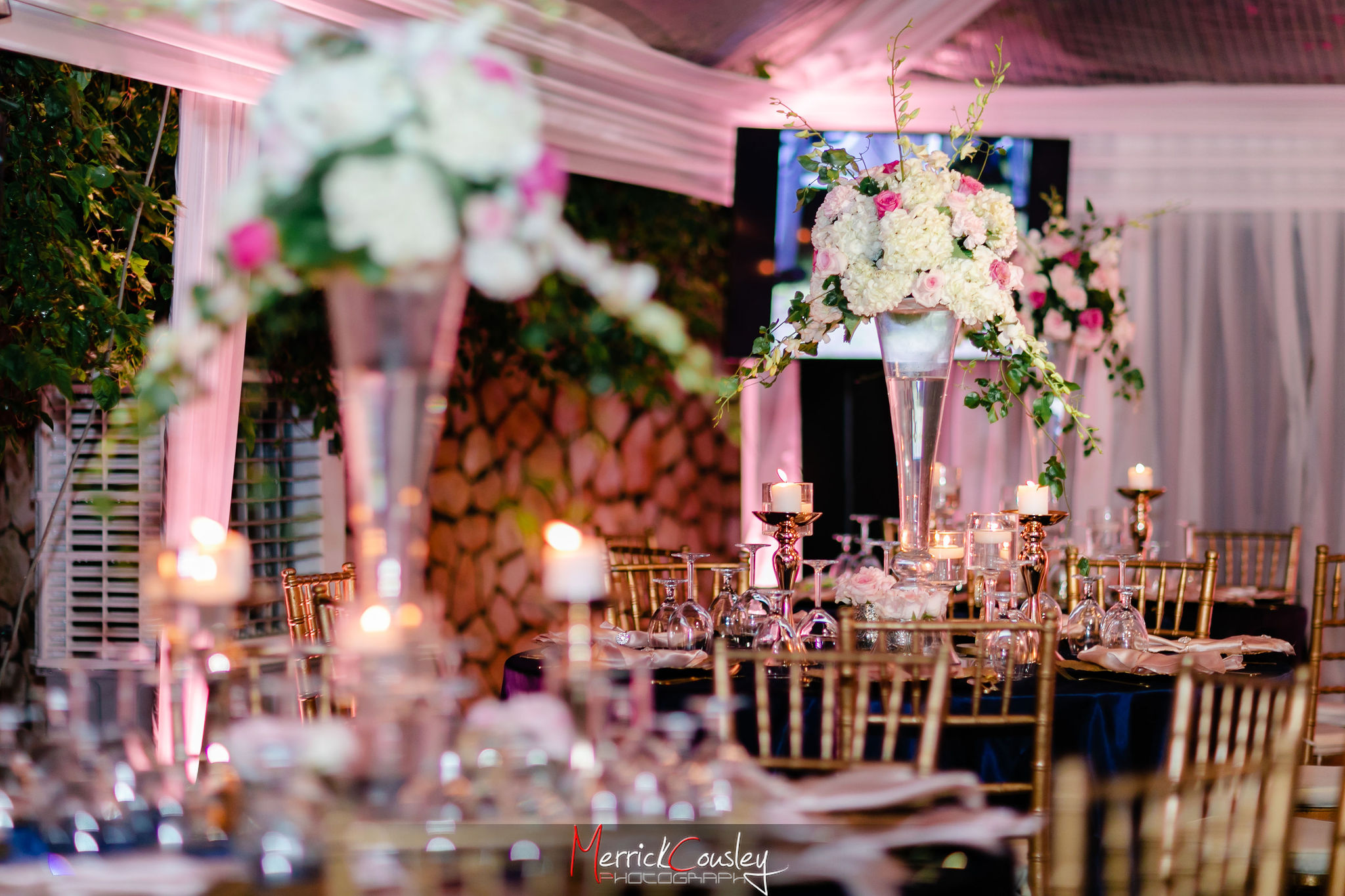 Wedding Decor at Endless Summer Villa Montego Bay Jamaica