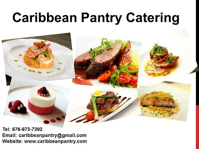 Caribbean Pantry Catering