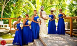 Wedding at Sandals Resort Ocho Rios Jamaica