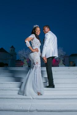Luxury Destination Wedding at Trident Castle Portland Jamaica