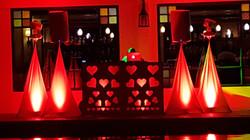 Valentines Day Dinner at Knutsford Court Hotel