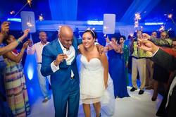 Wedding at Four Winds Villa Ocho Rios Jamaica
