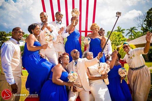 Dwayne Watkins Photography at Sandals Ocho Rios Jamaica