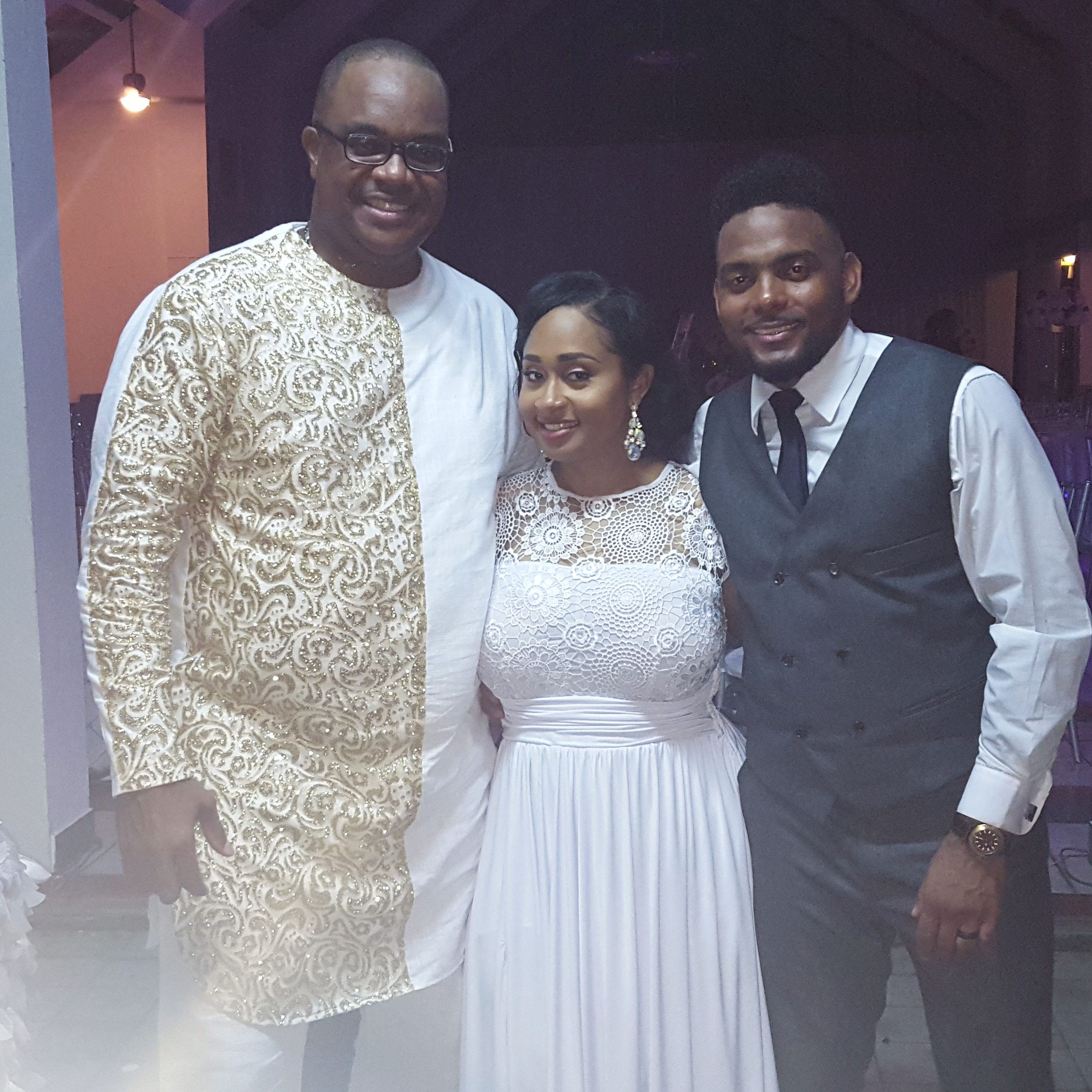 Kevin Voicemail gets married at Caymanas Golf & Country Club Kingston Jamaica