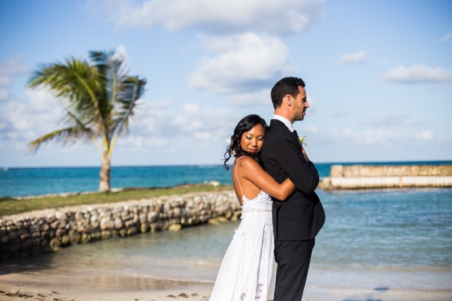 Wedding Old Fort Bay Four Winds Villa Ocho Rios Jamaica