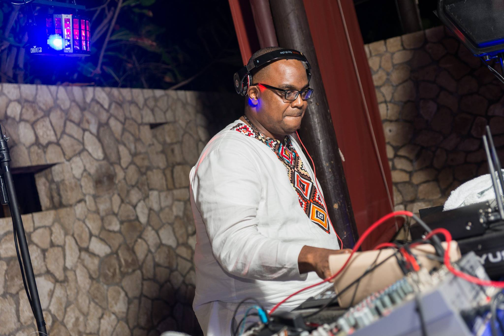 Jamaica Wedding DJ at Rock House Hotel & Spa West End Negril Jamaica